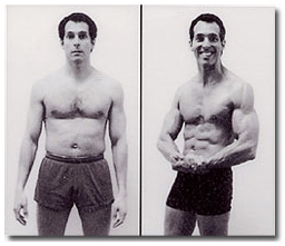 In Just 30 Minutes Per Week Of Exercise Jerry Achieved These Results
