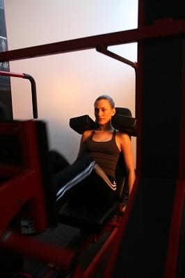 Myogenics Fitness Leg Press